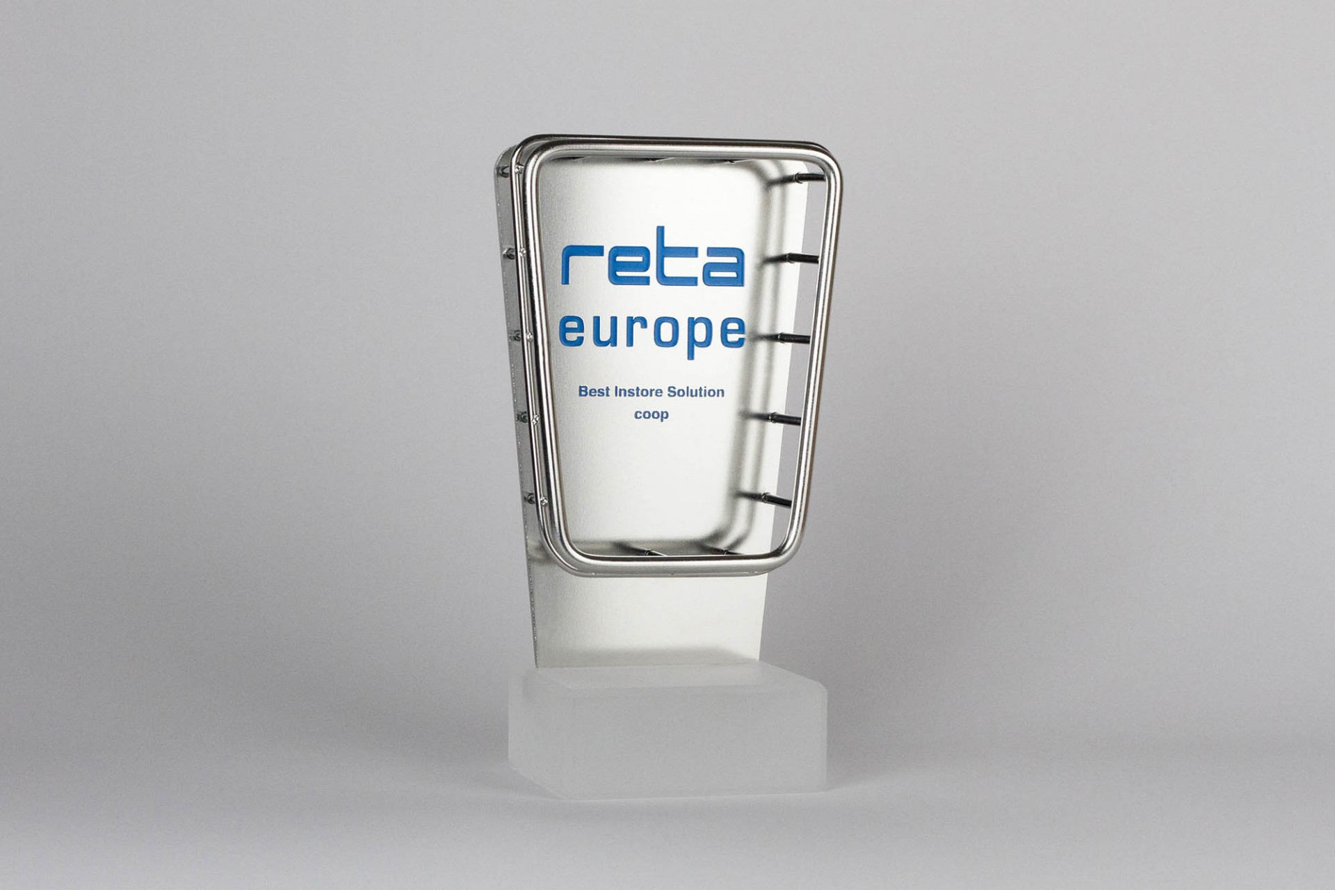 Büro Hyngar reta europe award für das EHI Retail Institute