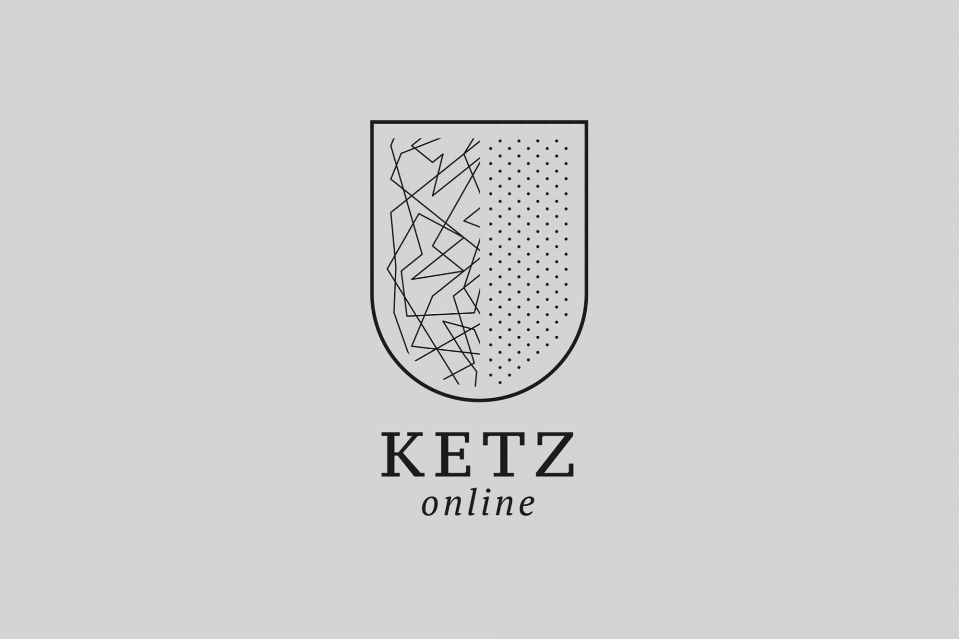 Büro Hyngar Visuelle Identität für Ketz Online GmbH