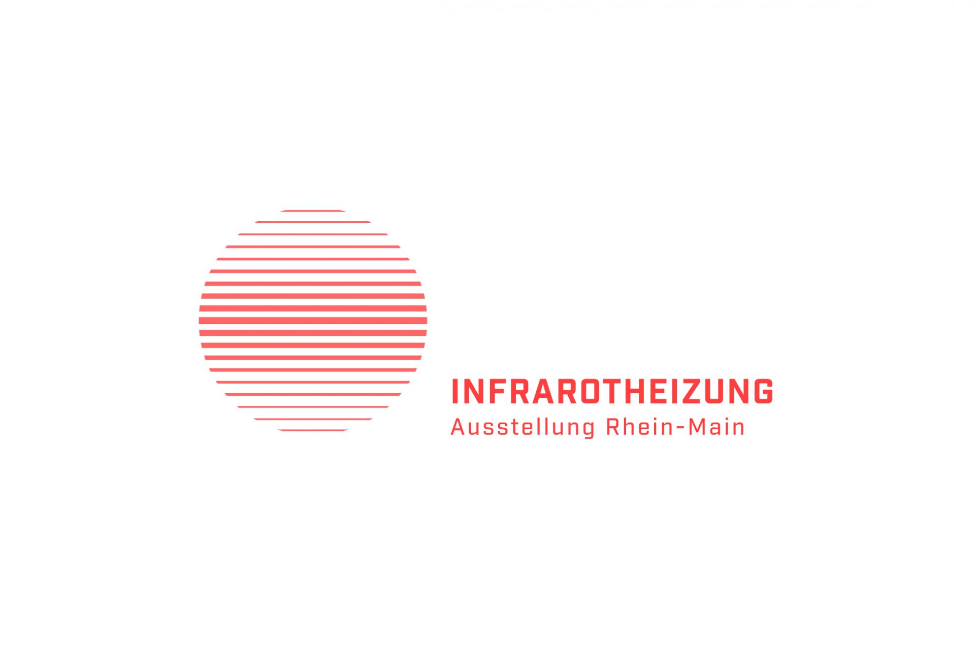Büro Hyngar Visuelle Identität für Infrarotheizung Ausstellung Rhein-Main