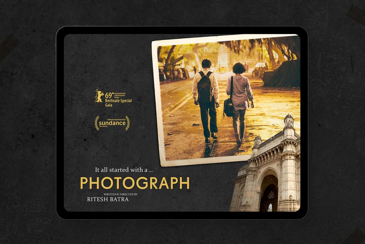 Büro Hyngar Digitales Presseheft für den Film »Photograph«